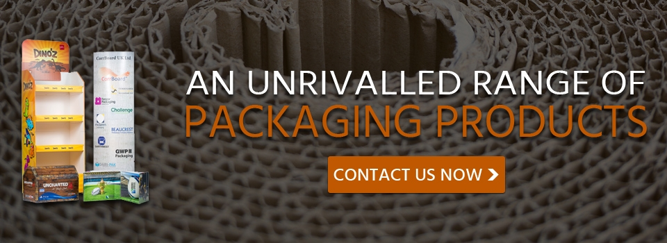 An unrivalled range of packaging products