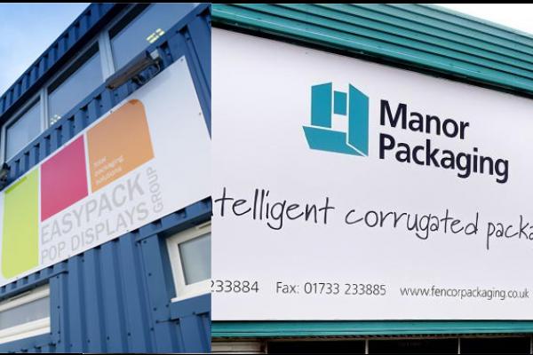 Manor Packaging Ltd Easypack POP Displays Ltd